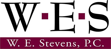 W E Stevens PC Logo